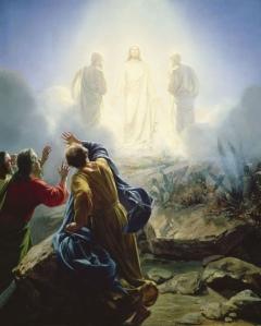 Carl Bloch Transfiguration
