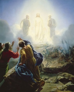 Carl Bloch Transfiguration