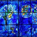 Chagalls glaskonst.