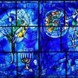 Chagalls glaskonst.