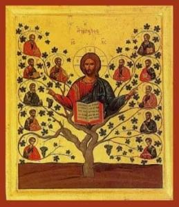jesus-och-apostl